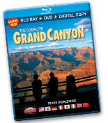 The Complete Grand Canyon Blu-ray