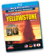 The Complete Yellowstone Blu-ray