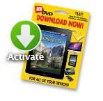 Activate your National Park Download Card